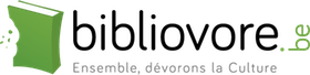 Bibliovore Logo